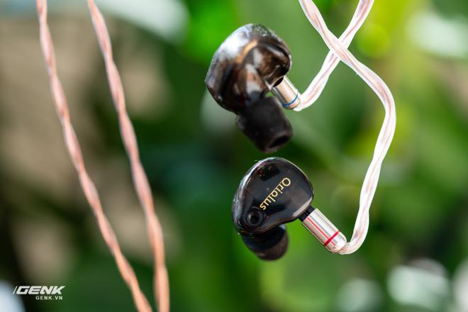 Sợi dây nâng cấp được sản xuất bởi Satin Audio, một hãng chuyên về dây của Việt Nam!