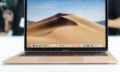 MacBook Air và Pro 2018 sẽ tự ngắt kết nối vật lý của micro khi đóng nắp máy. (ảnh: digitaltrends.com)