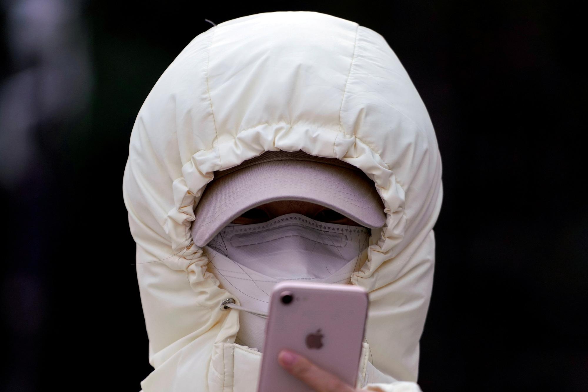 Trung Quốc lập app chỉ điểm tận con phố có virus corona - Ảnh 1.