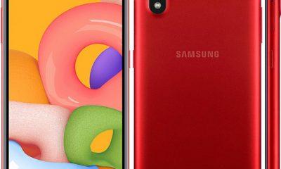 Hướng đến người lần đầu dùng smartphone, Samsung giới thiệu Galaxy A01 - Ảnh 1.