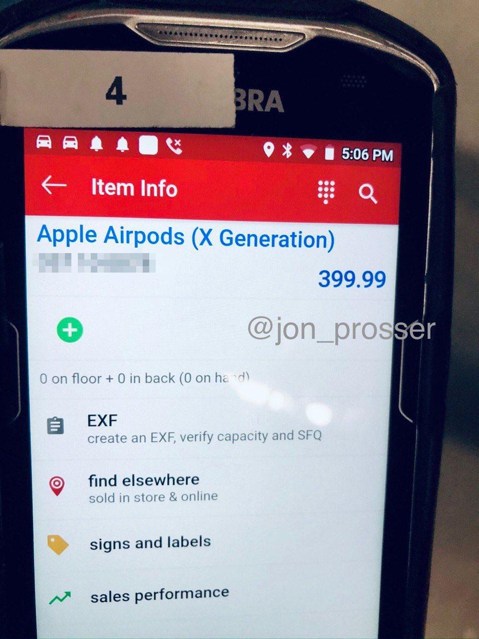Apple sap ra mat AirPods X? hinh anh 1 Z15023022020.jpeg