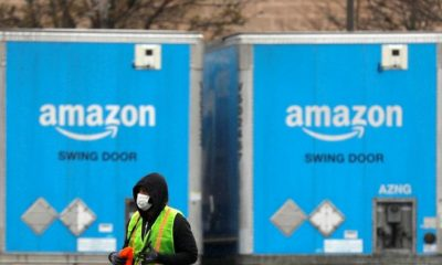 """Đến cả một đế chế bán hàng trực tuyến như Amazon cũng phải """"đau đầu"""" với Covid-19 vì khan hàng và giao hàng trễ - Ảnh 1."""