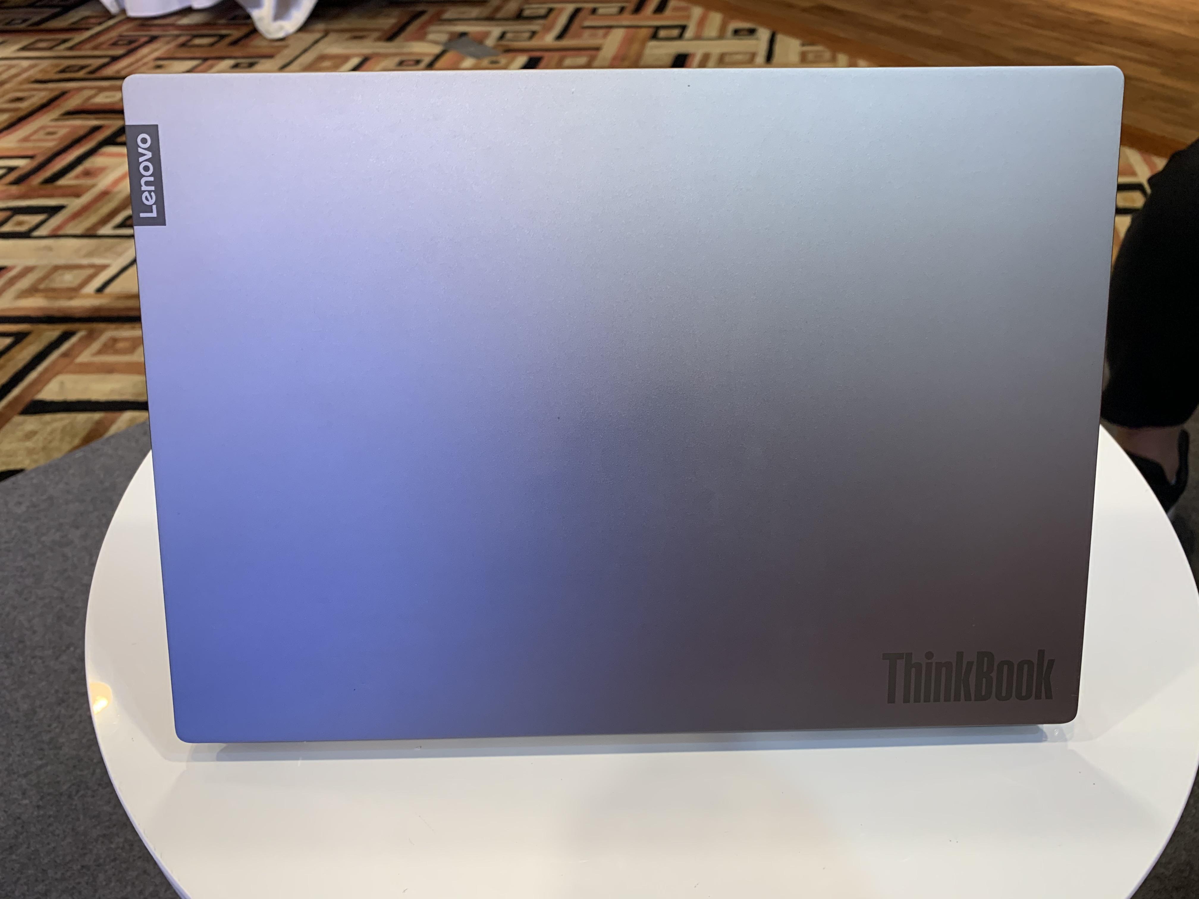 Lenovo ra mắt ThinkBook 14/15: Kiểu dáng mới, bảo mật tốt, giá từ 12 triệu đồng - 2