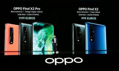 Oppo Find X2 Series có cấu hình cùng tính năng khủng nhất hiện nay.