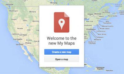 Chỉ cần có tài khoản Google, người dùng đã có thể tạo một bản đồ cho riêng mình với My Maps.