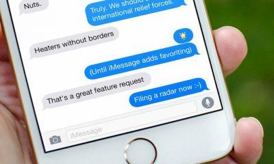 Người dùng có thể xoá tin nhắn iMessage đã gửi tới máy người khác. Ảnh: iMore.