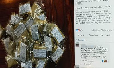 Thao duoc tru ta, diet corona lan truyen tren Facebook hinh anh 1 c7354e15f8f400aa59e5.jpg