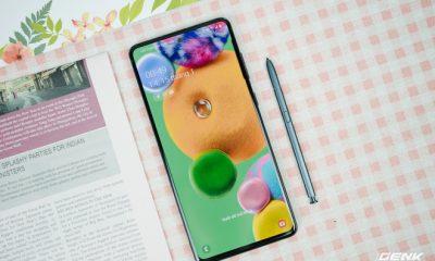 Đánh giá hiệu năng và thời lượng pin Galaxy Note10 Lite: Phiên bản rút gọn không hề yếu tí nào - Ảnh 1.