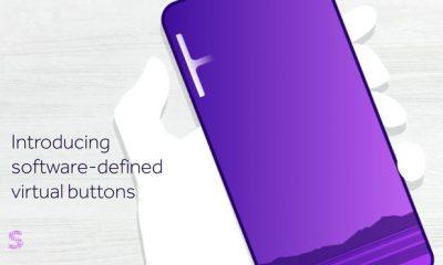 Sentons hợp tác với Foxconn, tìm cách loại bỏ hoàn toàn nút vật lý trên điện thoại - Ảnh 1.