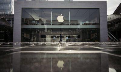 Apple Store toàn thế giới đóng cửa vì dịch COVID-19 - Ảnh 1.