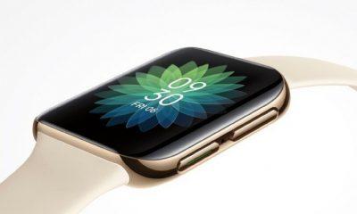 Đây là smartwatch sắp ra mắt của Oppo, thiết kế giống Apple Watch - Ảnh 1.