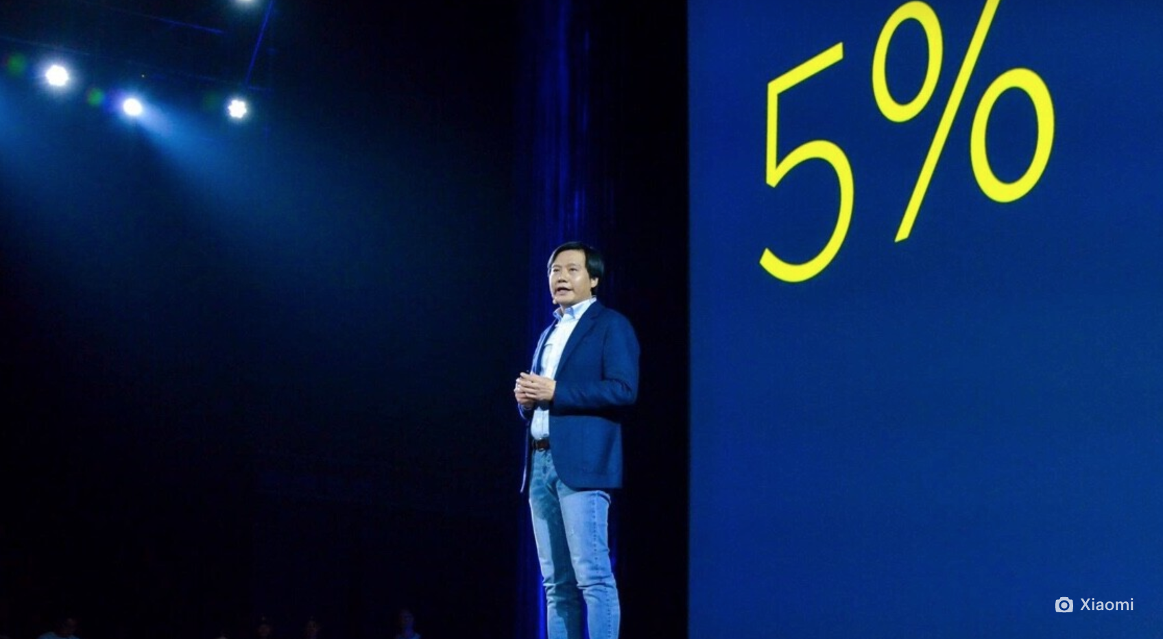 Nhà sáng lập Lei Jun bất ngờ từ chức chủ tịch Xiaomi vì kinh doanh yếu kém - 1