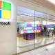 Toàn bộ cửa hàng Microsoft Store trên thế giới phải đóng cửa từ 17/3. Ảnh:softpedia.