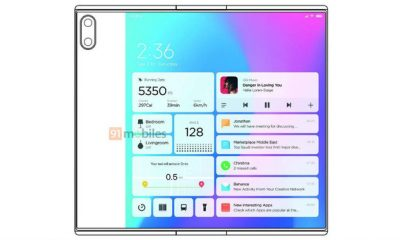 Lộ diện Xiaomi Mi Mix Fold với thiết kế tương tự với Huawei Mate X - Ảnh 1.