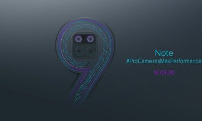 Redmi Note 9 Pro sap ra mat, co la vua cau hinh? hinh anh 1 Z08610032020.jpg