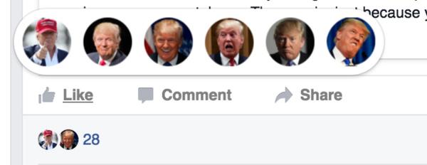 Hướng dẫn đổi biểu tượng cảm xúc mới của Facebook sang hình Pokemon hoặc Donald Trump - Ảnh 5.