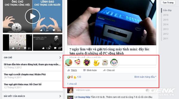 Hướng dẫn đổi biểu tượng cảm xúc mới của Facebook sang hình Pokemon hoặc Donald Trump - Ảnh 4.